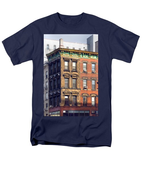 New York City - Windows - Old Charm T-Shirt by Gary Heller