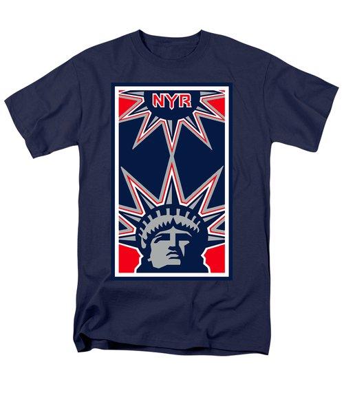 New York Rangers T-Shirt by Tony Rubino