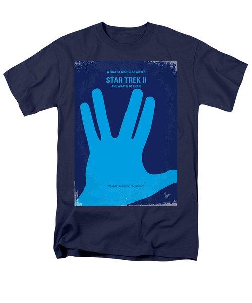 No082 My Star Trek 2 minimal movie poster T-Shirt by Chungkong Art