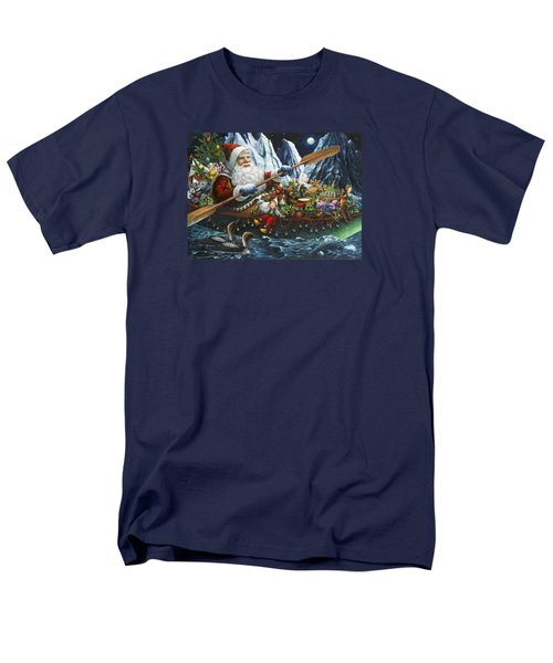 Northern Passage Men's T-Shirt  (Regular Fit) by Lynn Bywaters