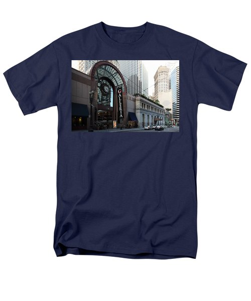 San Francisco Crocker Galleria - 5D20596 T-Shirt by Wingsdomain Art and Photography