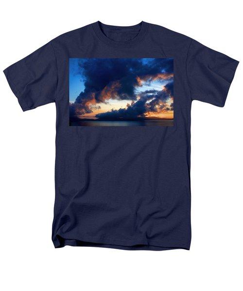 Spiral Clouds T-Shirt by Aidan Moran