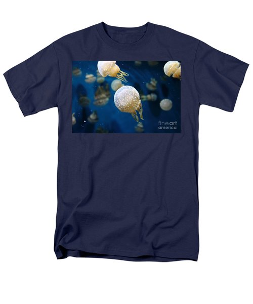 Spotted Jelly Fish 5D24949 T-Shirt by Wingsdomain Art and Photography