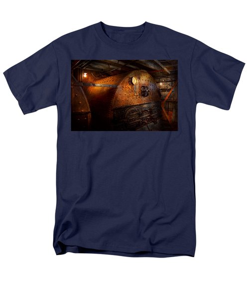 Steampunk - Plumbing - The home of a stoker  T-Shirt by Mike Savad