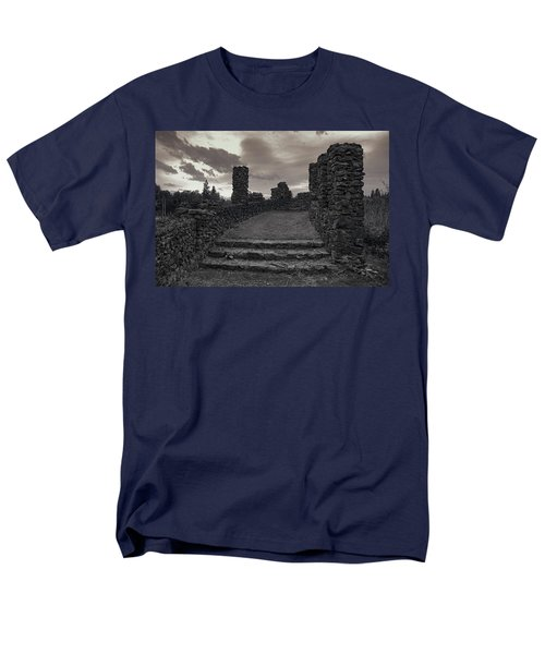 STONE RUINS at OLD LIBERTY PARK - SPOKANE WASHINGTON T-Shirt by Daniel Hagerman