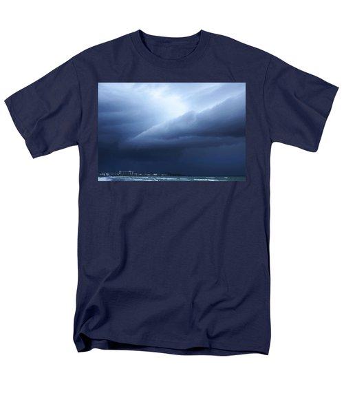 Storm Over Siesta Key - Beach Art By Sharon Cummings T-Shirt by Sharon Cummings