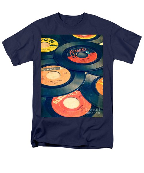 Take Those Old Records Off The Shelf T-Shirt by Edward Fielding