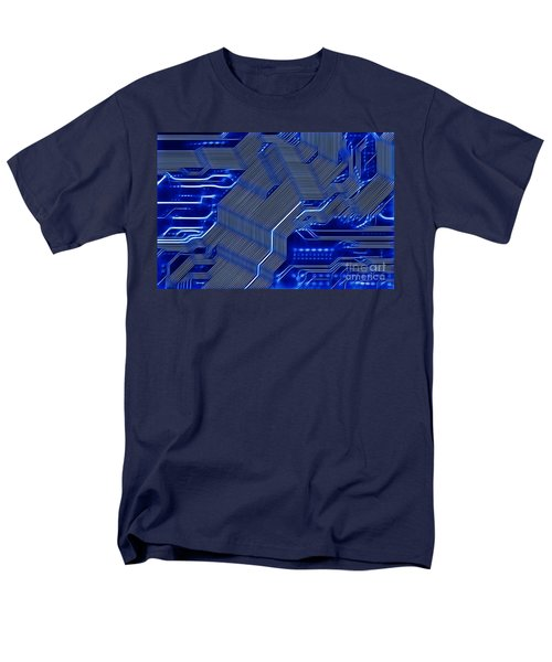 technology abstract T-Shirt by Michal Boubin