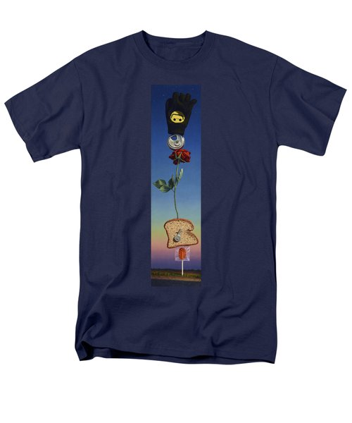 Tenuous Still-Life 1 T-Shirt by James W Johnson