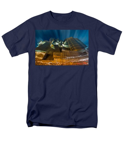 Weisman Art Museum Men's T-Shirt  (Regular Fit) by Mark Goodman