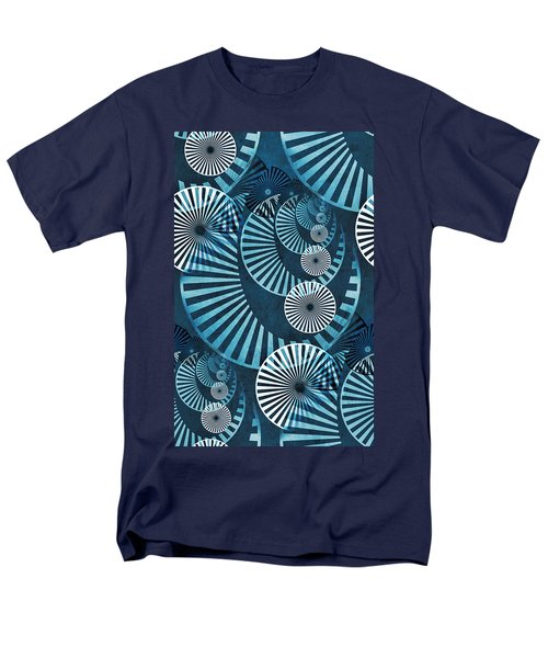 Wheel In The Sky 1 T-Shirt by Angelina Vick