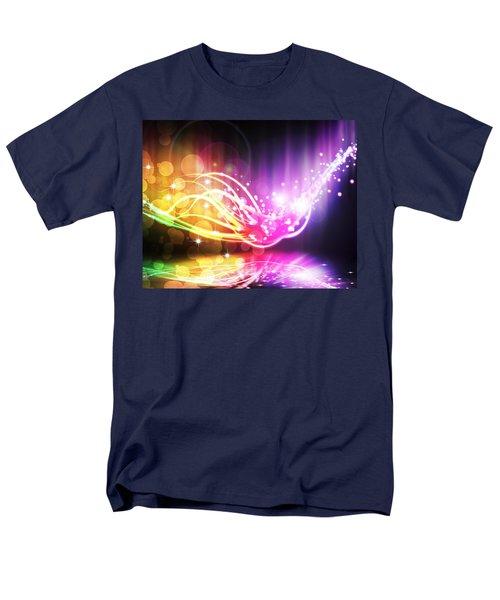 abstract lighting effect  T-Shirt by Setsiri Silapasuwanchai
