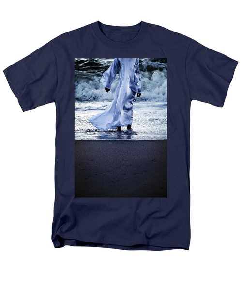 girl at the sea T-Shirt by Joana Kruse