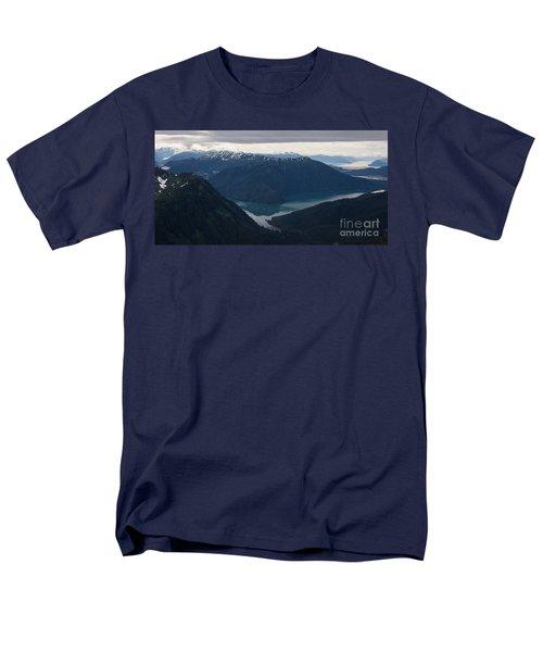 Alaska Coastal Serenity T-Shirt by Mike Reid
