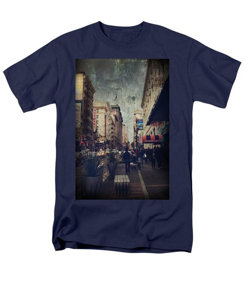 City Sidewalks T-Shirt by Laurie Search