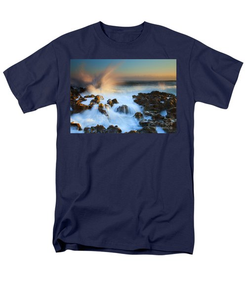 Explosive Dawn T-Shirt by Mike  Dawson
