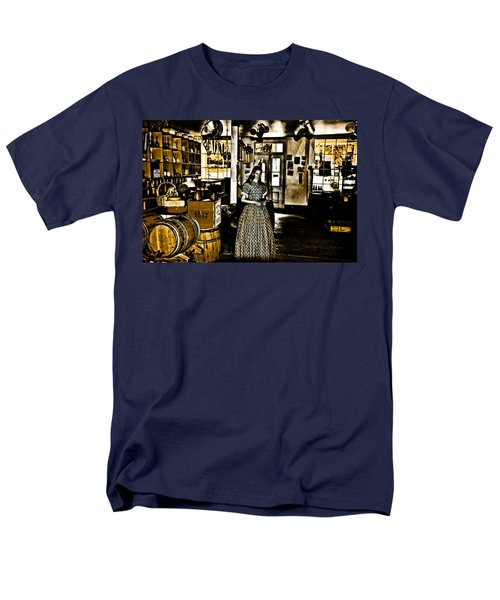 General Store Harpers Ferry T-Shirt by Bill Cannon