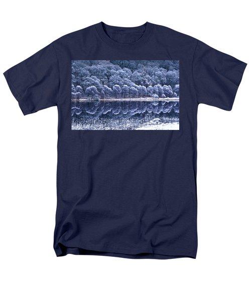 Glendalough National Park, County T-Shirt by Richard Cummins