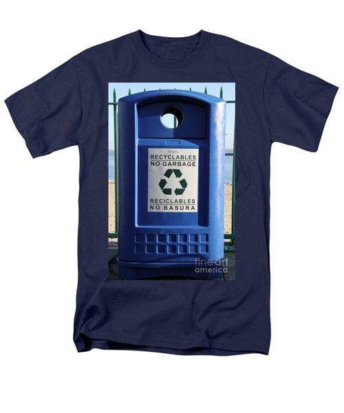 Recycling Bin T-Shirt by Photo Researchers, Inc.