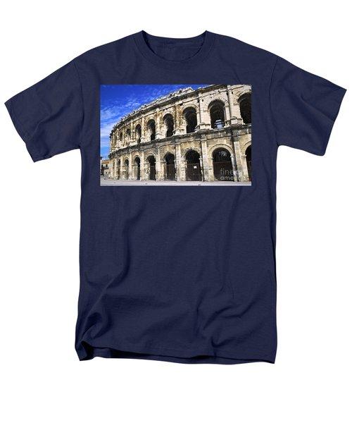 Roman arena in Nimes France T-Shirt by Elena Elisseeva