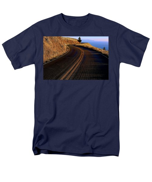 Winding road T-Shirt by Garry Gay
