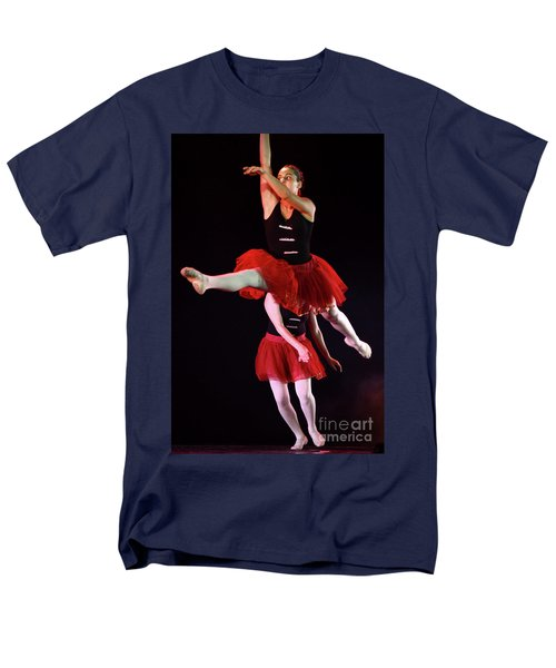 ballet performance  T-Shirt by Chen Leopold