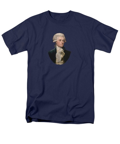 Thomas Jefferson Men's T-Shirt  (Regular Fit) by War Is Hell Store