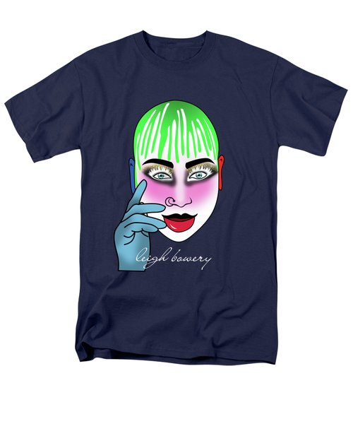Leigh Bowery  Men's T-Shirt  (Regular Fit) by Mark Ashkenazi