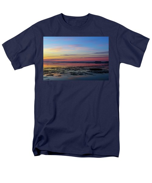 Men's T-Shirt  (Regular Fit) featuring the photograph A Change Of Season by Thierry Bouriat