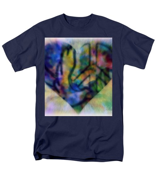 A Heart For Peace T-Shirt by WBK