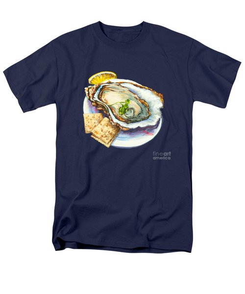 Oyster and Crystal T-Shirt by Dianne Parks