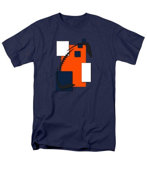 Broncos Abstract Shirt Men's T-Shirt  (Regular Fit) by Joe Hamilton