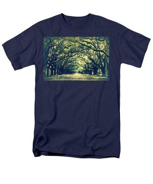 Green World T-Shirt by Carol Groenen