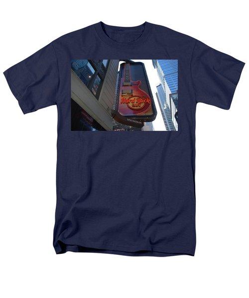 HARD ROCK CAFE N Y C T-Shirt by ROB HANS