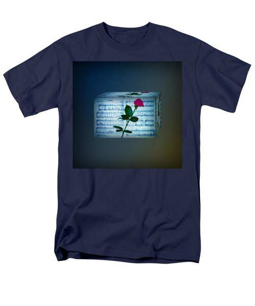 In My Life Cubed T-Shirt by Bill Cannon
