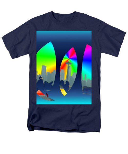 Kerry Needle 3 T-Shirt by Tim Allen