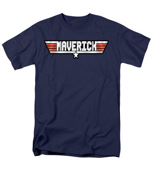 Maverick Callsign Men's T-Shirt  (Regular Fit) by Fernando Miranda