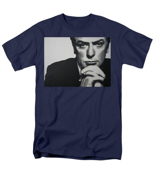 Michael Caine 2013 T-Shirt by Luis Ludzska