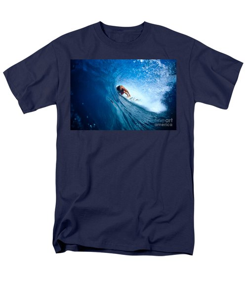 Pancho In The Tube T-Shirt by Vince Cavataio - Printscapes