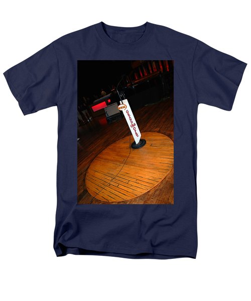 Piece of the original old stage at the Grand Ole Opry in Nashville T-Shirt by Susanne Van Hulst