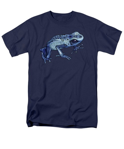 Poison Dart Frog Men's T-Shirt  (Regular Fit) by ZH Field