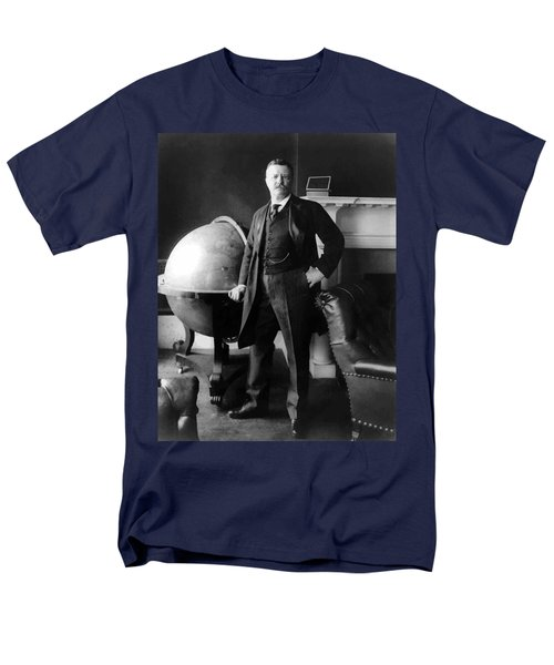 President Theodore Roosevelt T-Shirt by War Is Hell Store