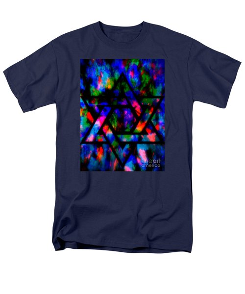 Star Of David T-Shirt by WBK
