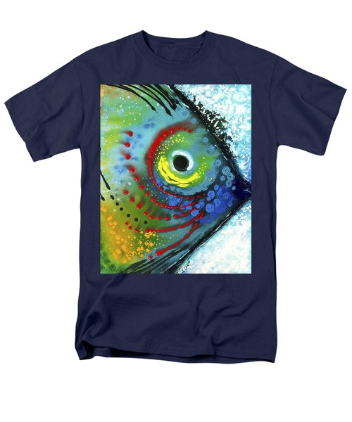 Tropical Fish T-Shirt by Sharon Cummings