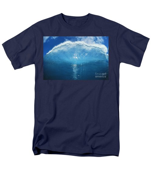 Wave Tube T-Shirt by Ali ONeal - Printscapes