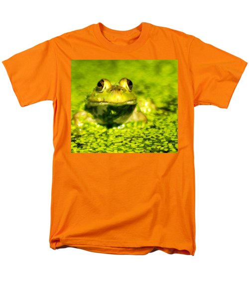 A frogs day T-Shirt by Optical Playground By MP Ray