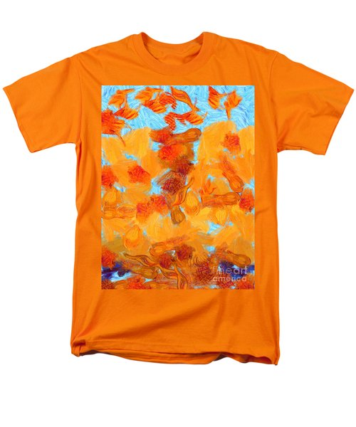 Abstract summer T-Shirt by Pixel Chimp
