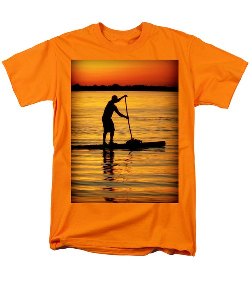 ALONE WITH THE SUN T-Shirt by KAREN WILES