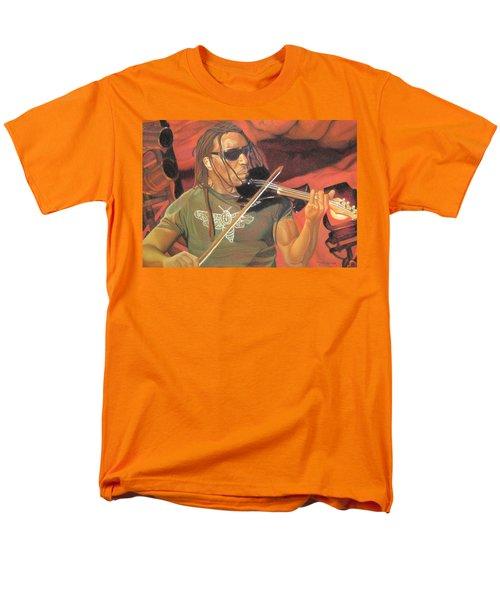 Boyd Tinsley at Red Rocks T-Shirt by Joshua Morton