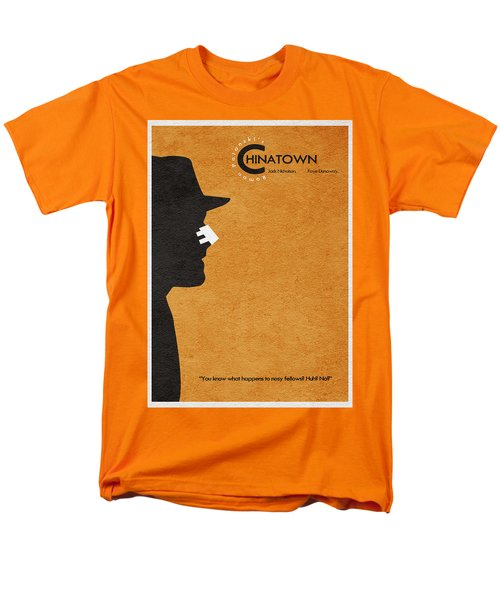 Chinatown Men's T-Shirt  (Regular Fit) by Ayse Deniz